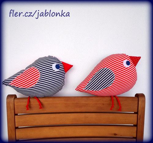 Ptáček Mariňáček