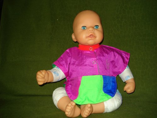 Paletko na BABY BORN