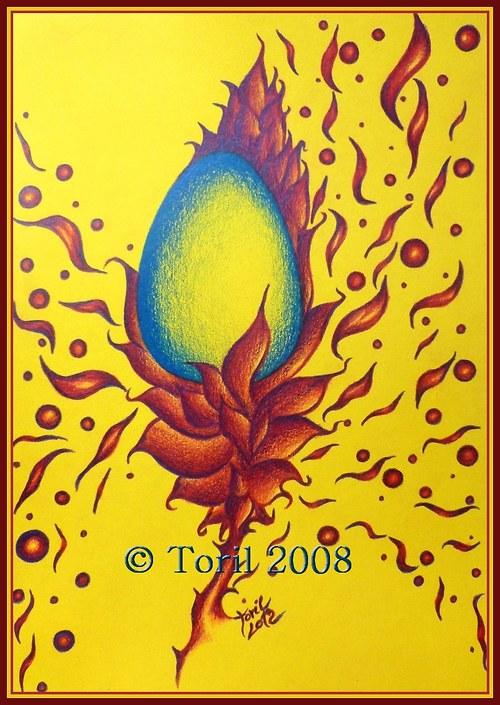 Fénixovo vejce