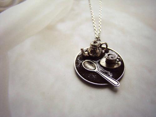Pravá turecká! ..náhrdelníček (menší)
