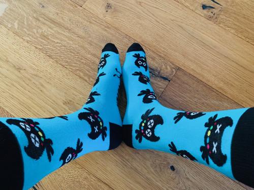 Parfumované veselé ponožky ScM