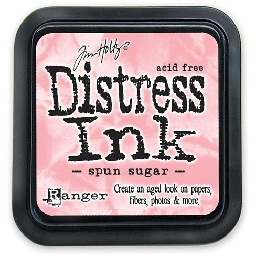 Inkoustový polštářek Distress / Spun Sugar