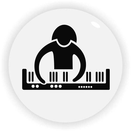 Magnetka klávesačka