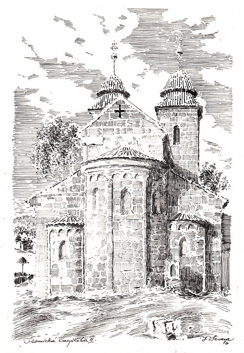 Jan Severa - Tismická bazilika II.