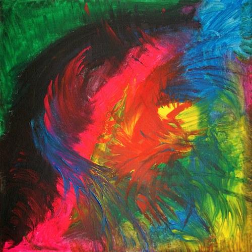 Barvy duše