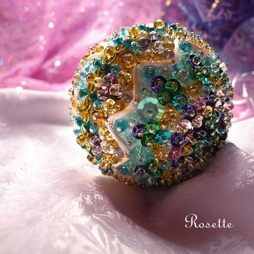 Denebola - dekorační koule