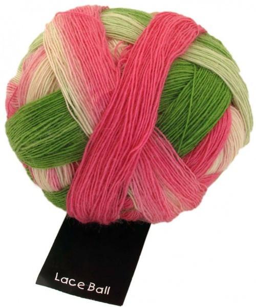 Lace Ball - durch die Blume 2079 (800 m/100 g)