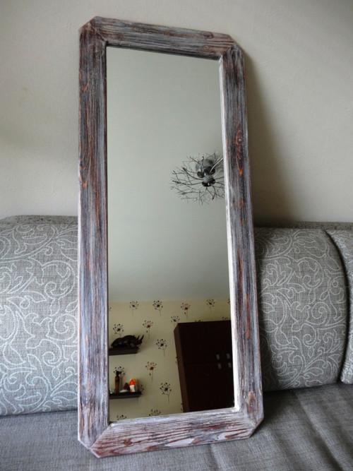 Zrcadlo se zkosenými rohy 022