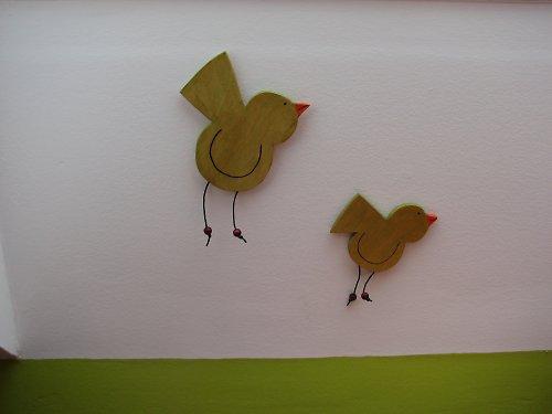 CVRLIKAJÍCÍ dekorace na zeď