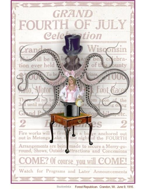Chobotnice iluzionista