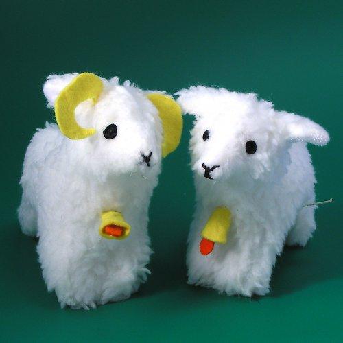 Ovečka a beránek  - cena za pár!