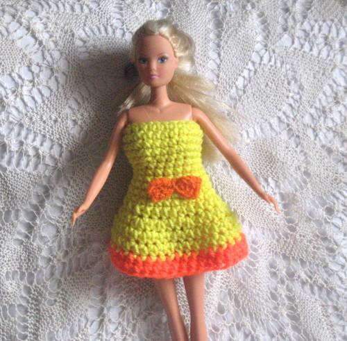 Šatičky na Barbie  Sleva 20%