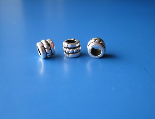 Komponent kroužek s motouzem, cena za 10ks