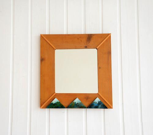 Zrcadlo Tři hory