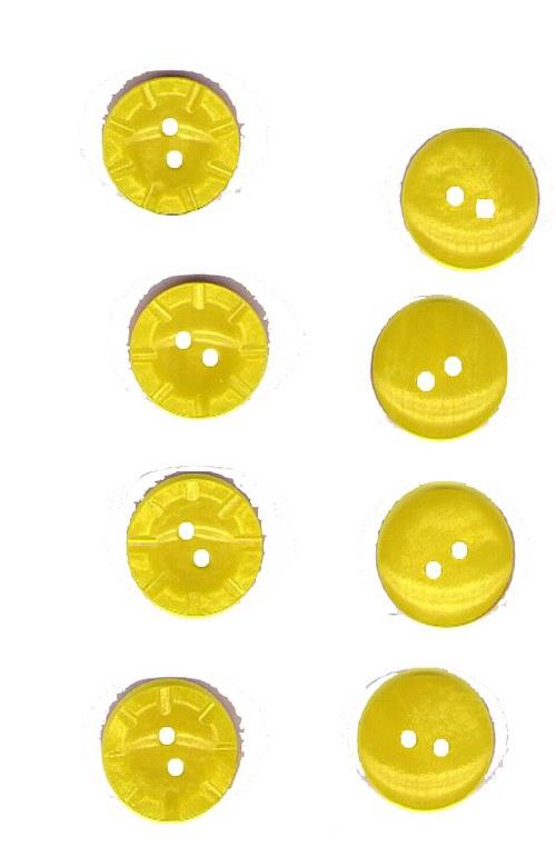 knoflíky menší 9