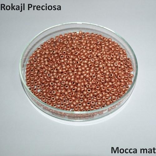 Rokajl Preciosa 6/0, Mocca