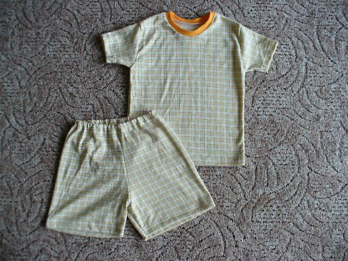 Letní pyžamo
