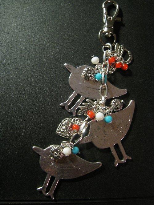 Všichni máme rádi ptáčky :)