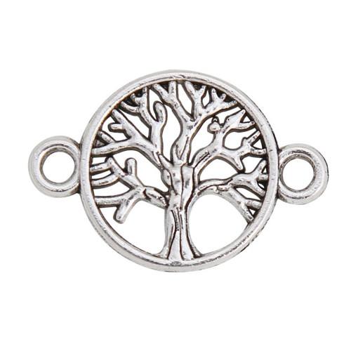 Kovový mezikus strom života , 2 ks