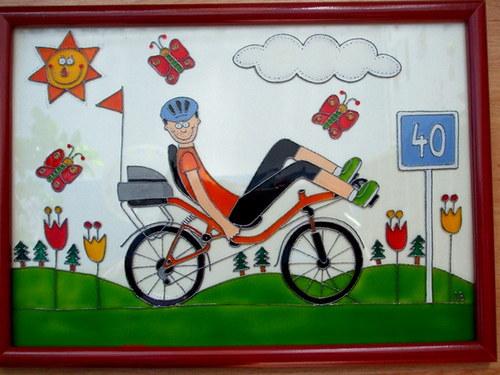 Pro vášnivého lehocyklistu :-)
