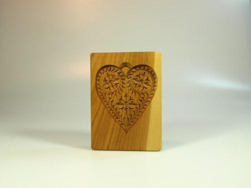 dřevěna forma na perníčky,keramiku,marcipán