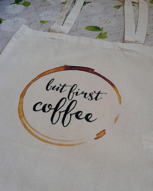 First coffe