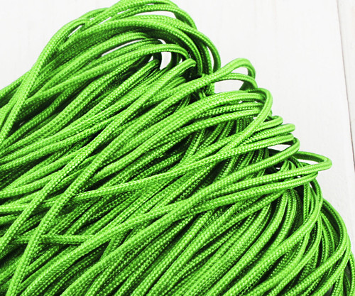 9.2 m, 30 let, 10yrd Zelené Nylon Kabel Makramé Vl