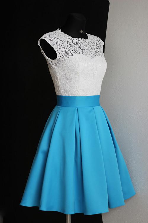 Společenské šaty ve vintage stylu různé barvy