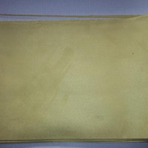 Semiš 180 x 25 cm, č. 2 a  - sv. zelený