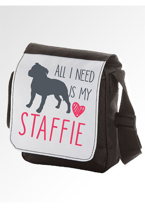 Crossbody taška - ALL I NEED STAFFIE