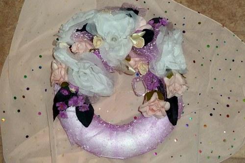 Svatební věnec Nejkrásnější den