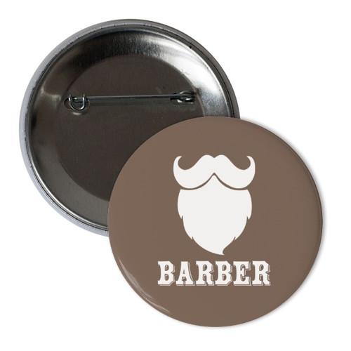 Placka Barber 25 mm