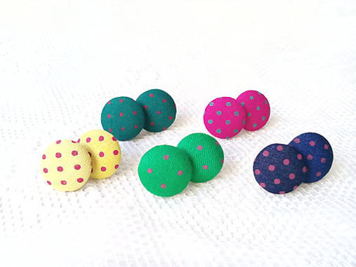 Pin Up earrings