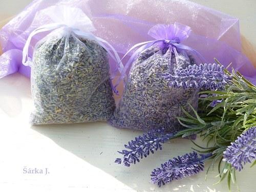 sušený květ levandule v dárkovém balení - maxi