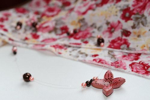 Růžence-náhrdelník