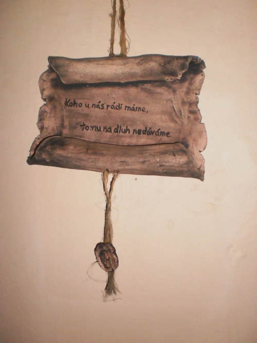 Pergamen nejen do hospody