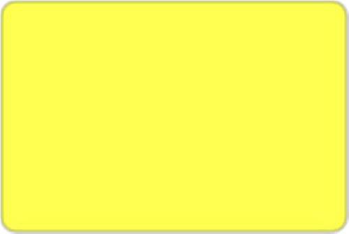 Plsť citrónová 1mm