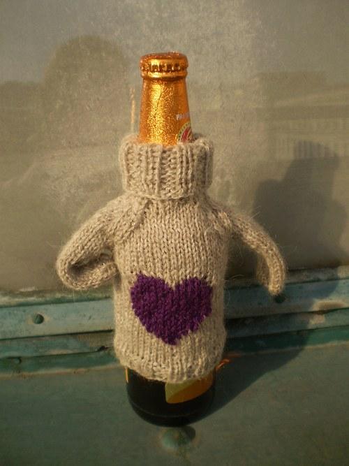 Pivo s láskou darované