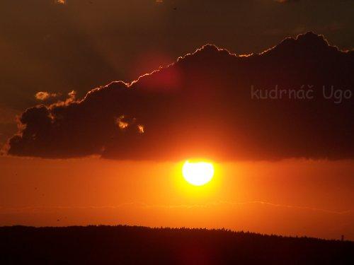 Západ slunce II.