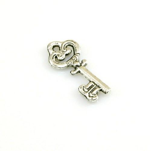 Přívěsek - klíček 20 mm, 1 ks