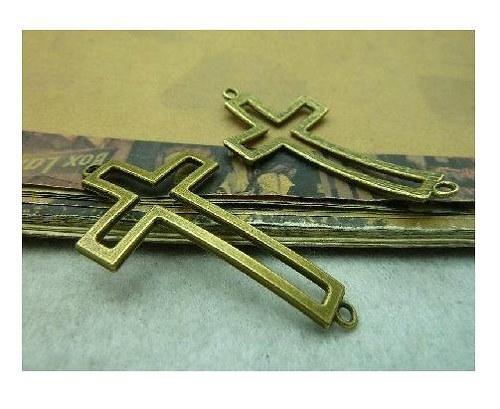 Kříž 28x54 mm - 1kus