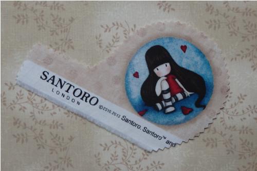 Aplikace Santoro - Gorjuss I.