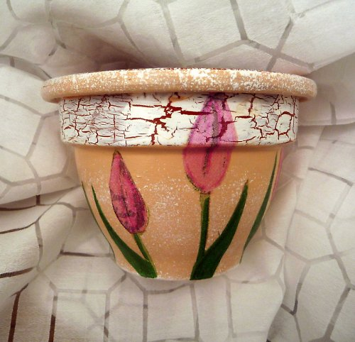 Jarní květináč