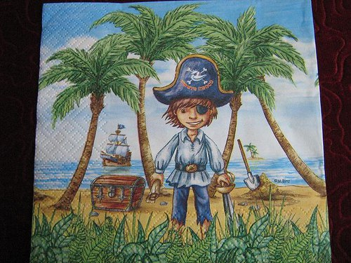 Ubrousek Pirát