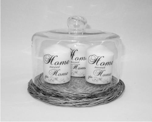 Svíčky -Home Sweet Home II.