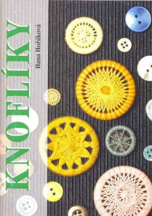 Knoflíky - kniha