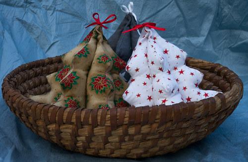 Vánoční stromeček -stojící