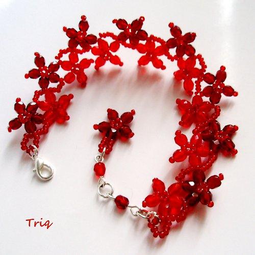 Isabella - červená