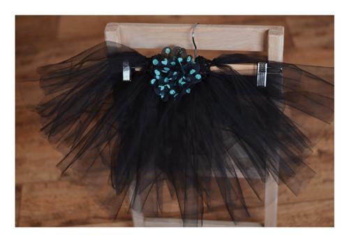Tutu sukně černá
