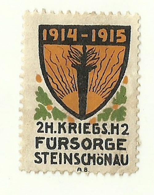 Zálepka válka válečná 1914-1915